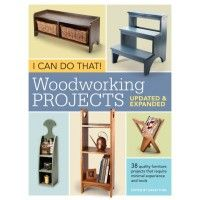 I Can Do That Woodworking Projects PDF | ShopWoodworking