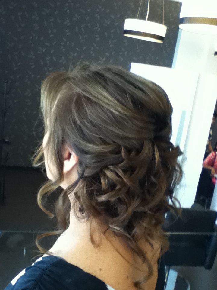 Peinado mama novia