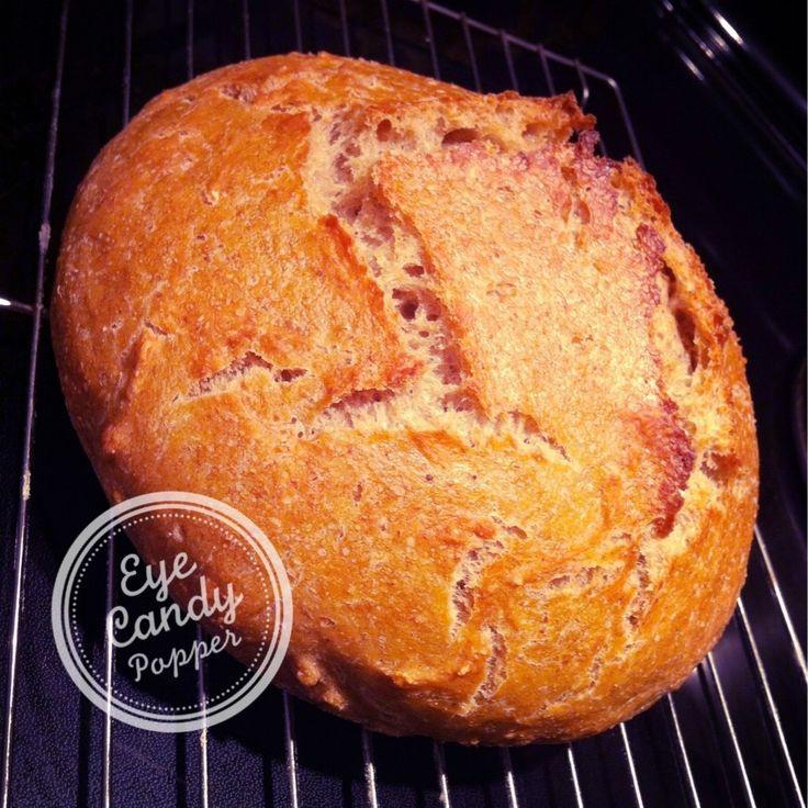 European Peasant Crusty Bread