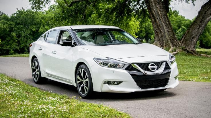 2016 Nissan Maxima my other dream car! ❤️ the pearl white!