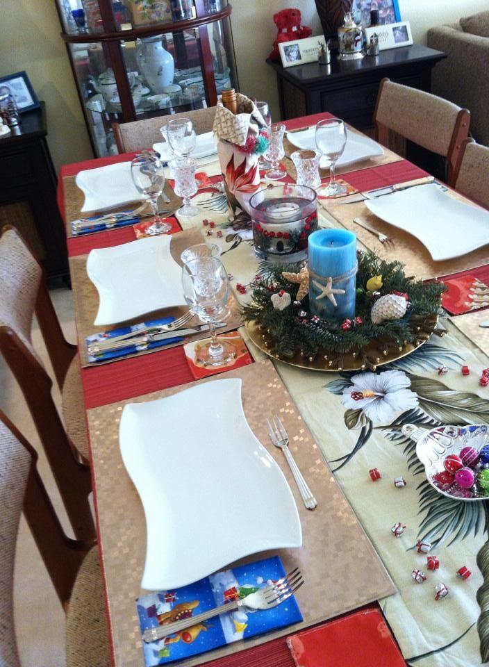 ハワイのクリスマス、現在25日午後4時です。 昨晩はツリーの下のプレゼント達を愛犬が守ってくれていたので、グリンチに取られることなく、今朝は皆でバリバリ楽しみました。 夕方から友人ファミリーが来てディナーですから、只今準備中…ドタバタです〜 そろそろ仕上げです。ディナーの様子は又明日に⁈ Mama S