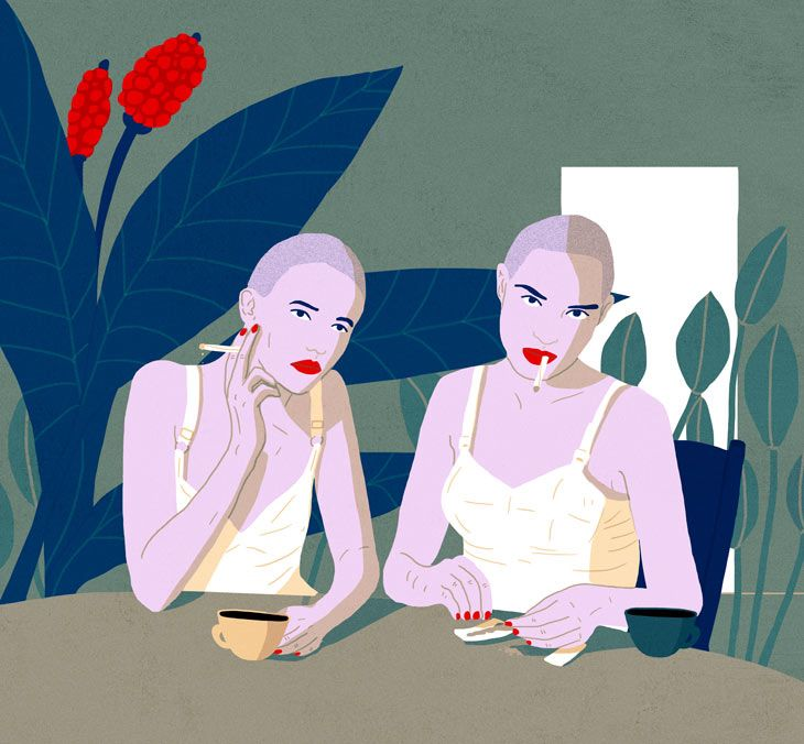Illustration | Laura Breiling | Twinsisters