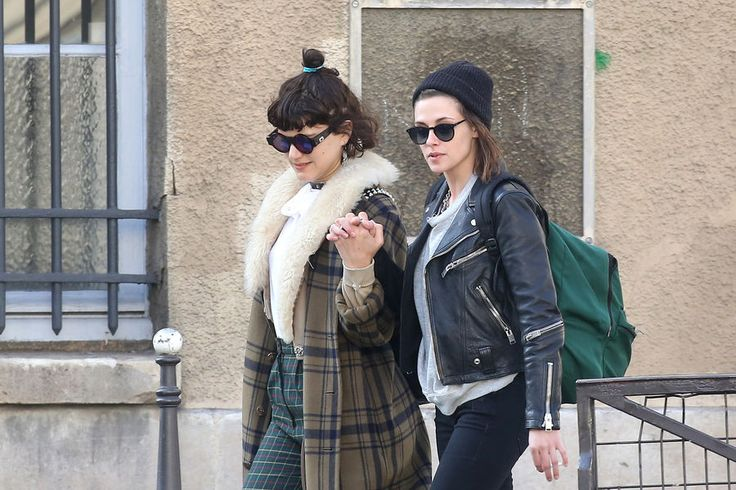 Kristen Stewart et Soko s'affichent amoureuses et complices à Paris