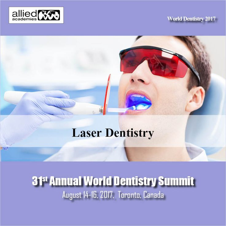 Laser Dentistry - A #dental laser is a type of laser designed specifically for use in #oral surgery or #dentistry.