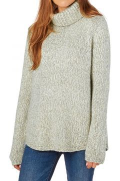 Joules Jumpers - Joules Castley Chunky Knit Jumper - Cream Marl
