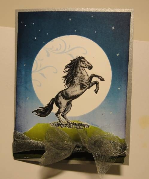 Inkadinkado - Moonlight  horse