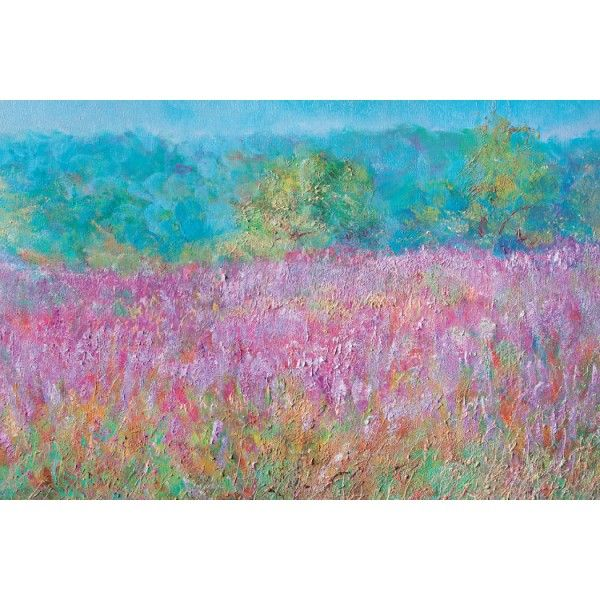 Fireweed, 2013 - Postcards, Pictorial art