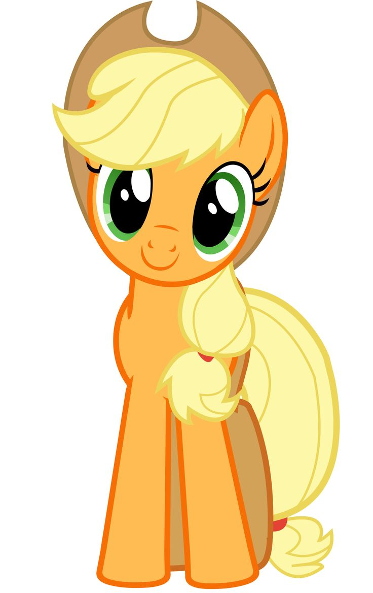 mlp happy applejack the pinterest pony hub pinterest