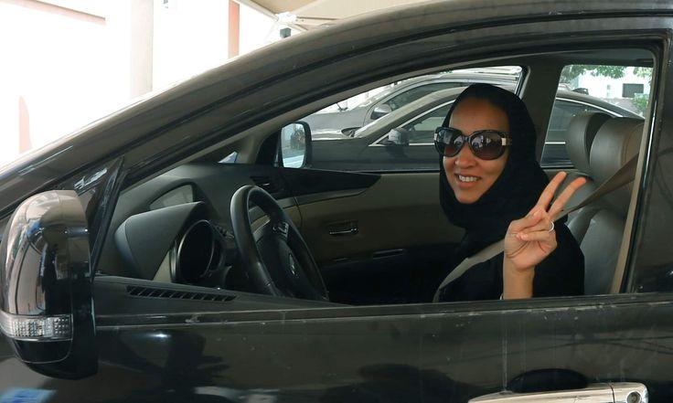Arabia Saudita - Le donne potranno guidare per la prima volta nella storia