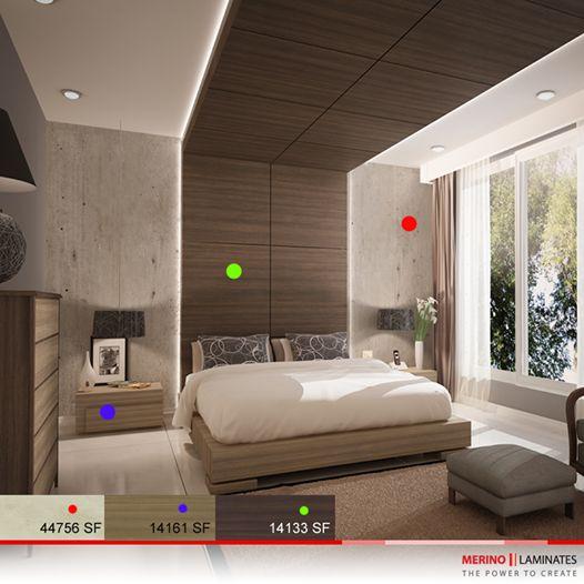 ¿Es una pared de cemento o laminado? Una idea de diseño interior simplemente impresionante que le da un estilo único a la habitación