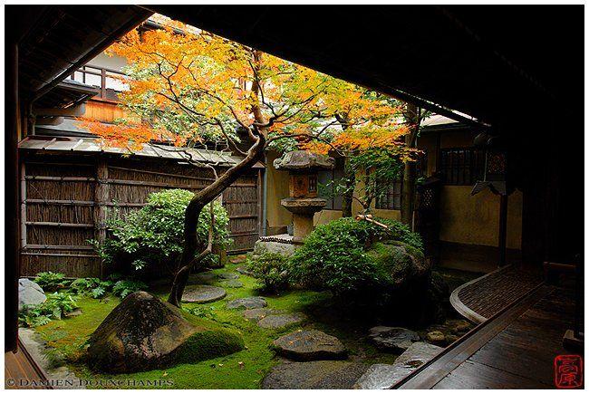 Sumiya Pleasure House garden