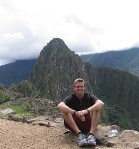 Travel Advisor Michael's dream trip to #MachuPicchu.