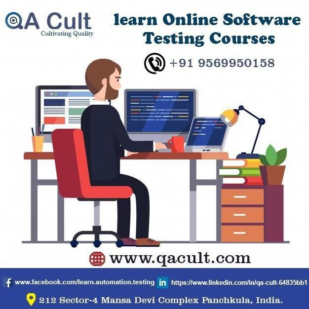 Online Learn Software Testing Course It Automation Software Web Service Industry Services Testing Te Payroll Software Freelancer Website Data Entry