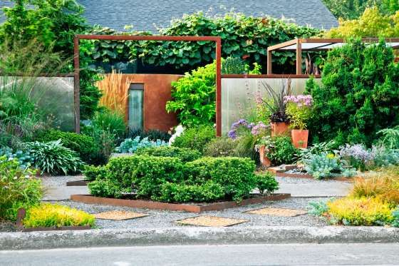 Good Garden Design Pict Awesome Decorating Design