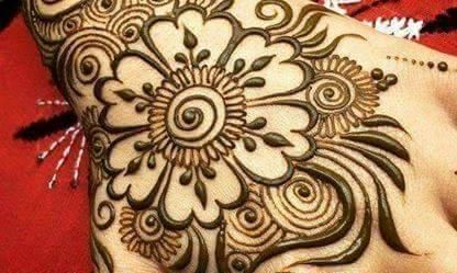 Image result for henna tattoo application