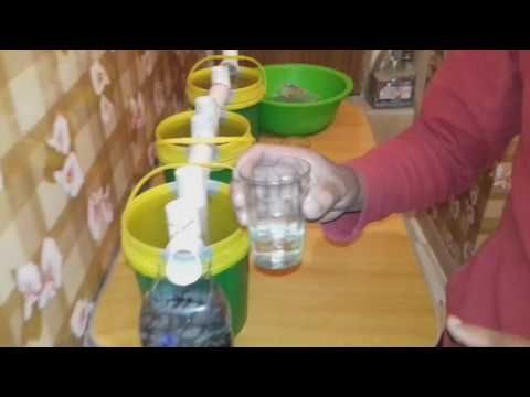 Recuperador de aguas grises Universidad Loyola Bolivia - YouTube
