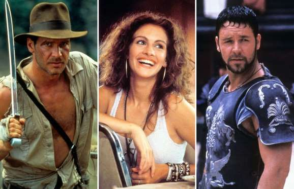 Promo-Iconic roles - REX/Moviestore Collection; Moviestore Collection/Rex Features; Courtesy Everett Collection/REX