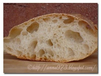 Чиабатта на закваске по Эрику Кайзер | Выпечка хлеба и не только...
