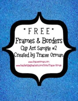 Here's my second package of free frames and borders. I included the terms of use, so please make sure to read them. These may be used for commercia...