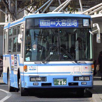 千葉の中央バス 日本中の中央バスまとめ