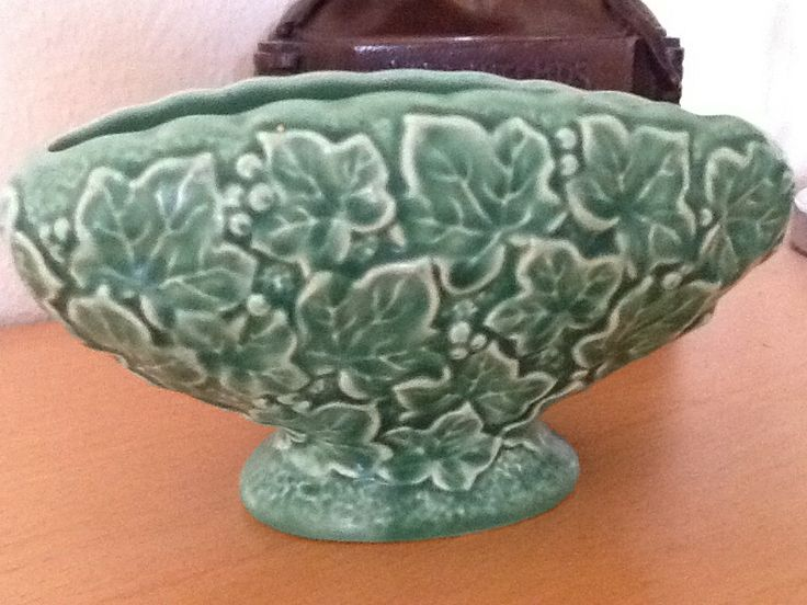 Sylvan pottery, windowsill vase, picked up at a local car boot sale!