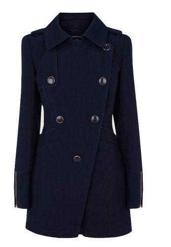Vangood Women's Long Overcoat