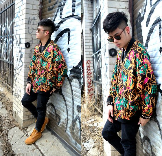 When you feel like there's no way out. (by JAN Javier) http://lookbook.nu/look/4646875-When-you-feel-like-there-s-no-way-out