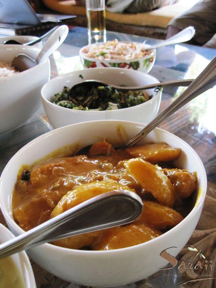 Ambarella curry
