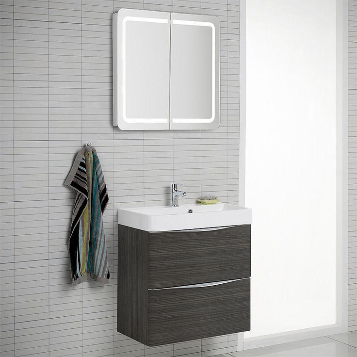Die besten 25+ braunes Badezimmer Ideen auf Pinterest Badezimmer - hochglanz kuchen badmobel mobalpa