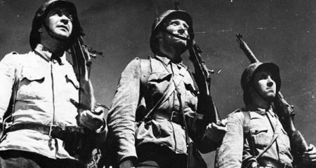 Tuntematon sotilas (1955)