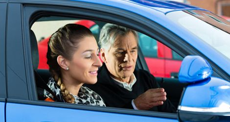 If you are looking forward to attain your #driver's #licence, our qualified #instructors help #students all through their #training by giving them convenient #Driving #lessons in #Calgary.