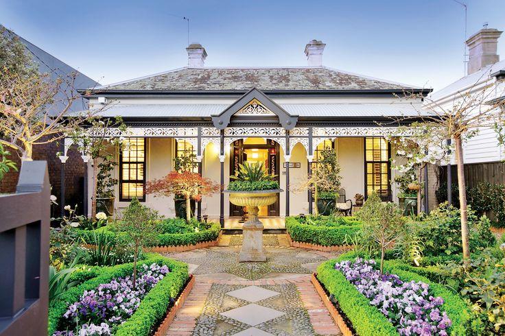 Victorian Villa   Garden   Atticus & Milo