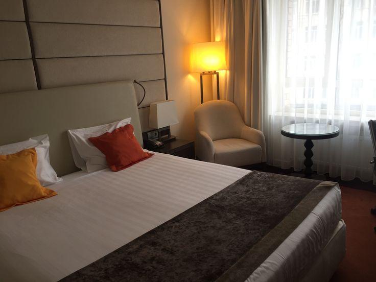 Hotel Aquamarine****, Moscow, Russia