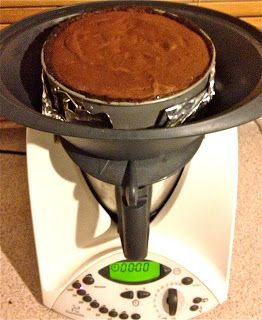 Chocolate Cheesecake varoma