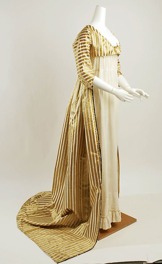 Dress, c. 1797, British.