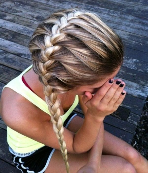 Simple Hairstyles For Girls For School Hairstyle Trends