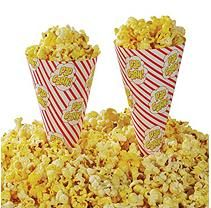 Gold Medal Cone A Corn Popcorn Cup - 1,000 ct.