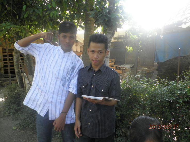 Brother at Potrobayan