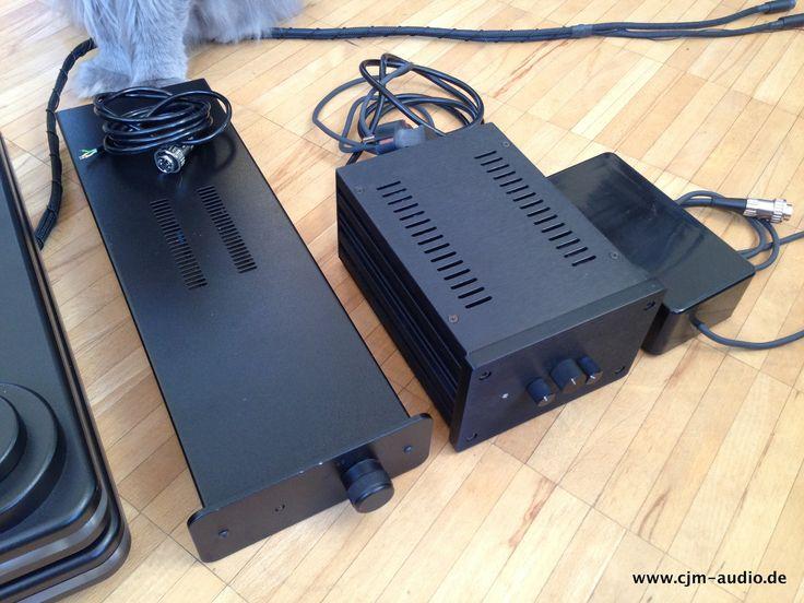 Kuzma Stabi Reference + Stogi Reference Tonarm + Zubehör - cjm-audio High End Audiomarkt für Gebrauchtgeräte