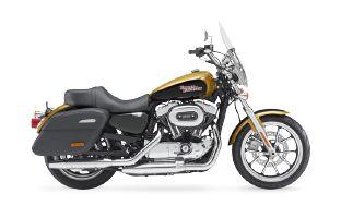 1200T SuperLow<sup>®</sup> 1200T - Motocykle 2017