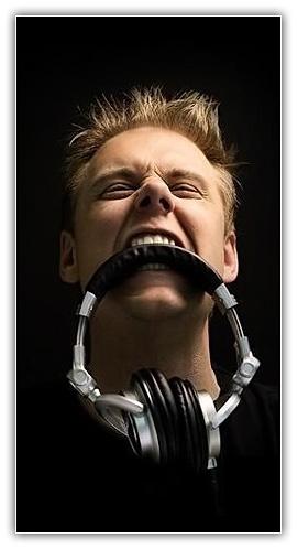 DJ Armin van Buuren is born in Leiden, the Netherlands. Won the title of best DJ of the world 5 times.