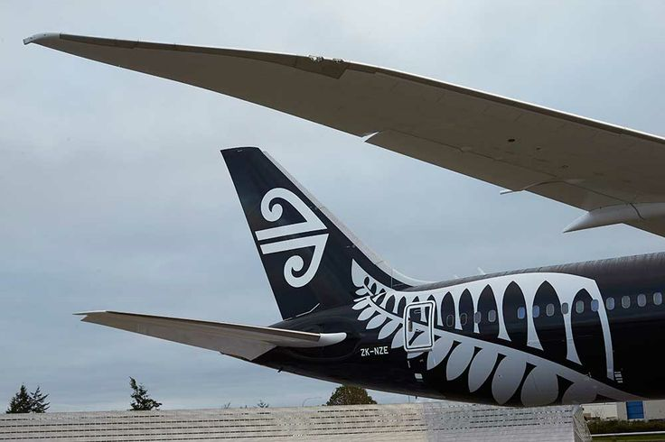 #NewZealand #AirNewZealand #AirNZ #787-9