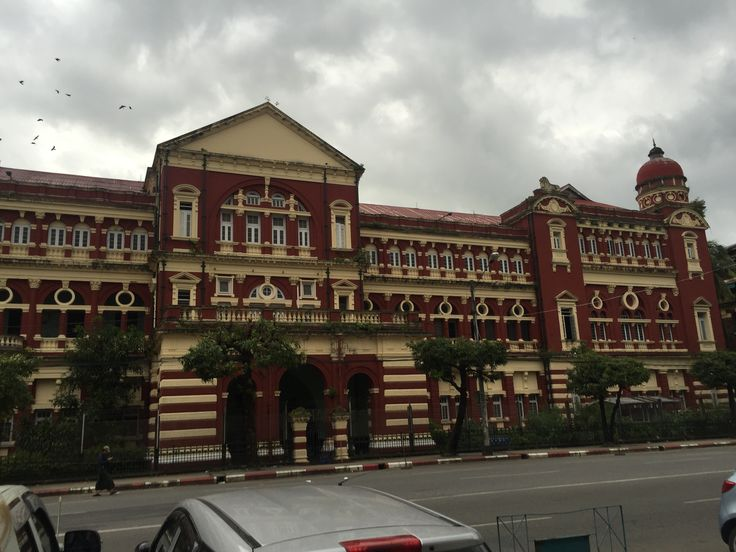 High court, Yangon. Sep 2016