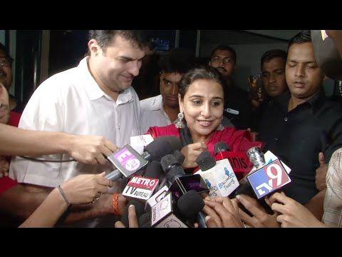 Checkout Vidya Balan's REACTION after watching Rajinikanth's KABALI. See the full video at : https://youtu.be/xSZRoE_hkpU #vidyabalan #kabali