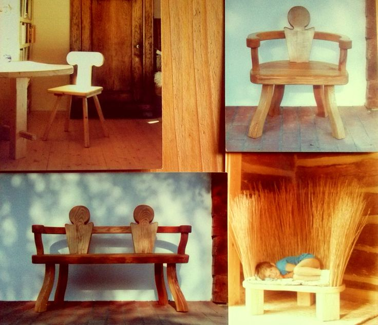 Furnitures. Made by Zoltan Feher