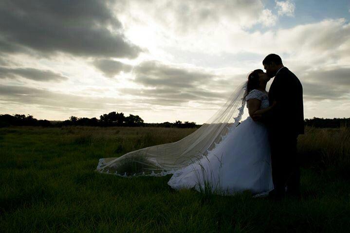 Wedding day 7December2013  Keenen & Shalane Williams