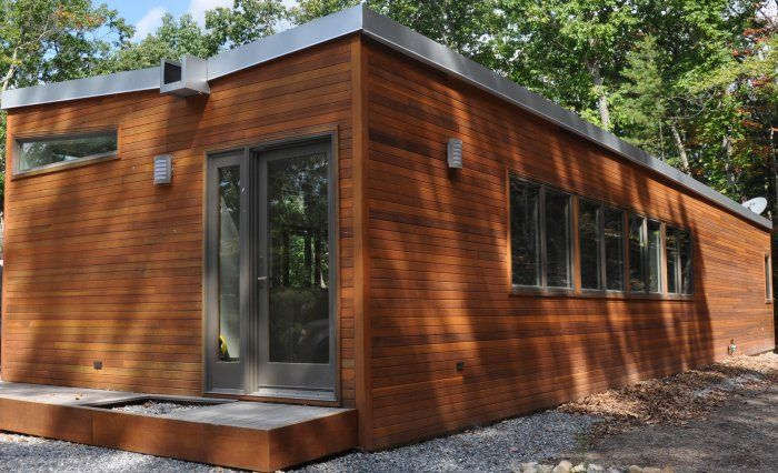 Get Away From It All With Prefab Cabins And Prefab Cottages