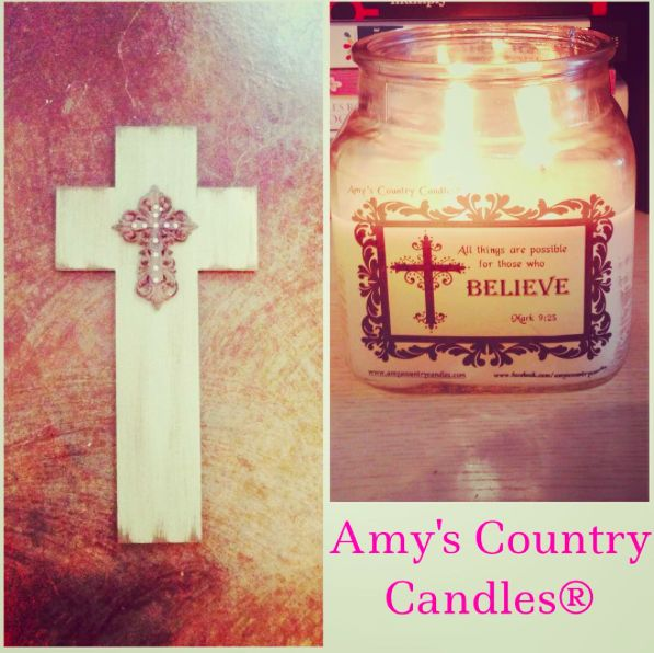 Our Gorgeous Believe Canister Candle Is On Sale This Weekend, And Makes A  Lovely Gift