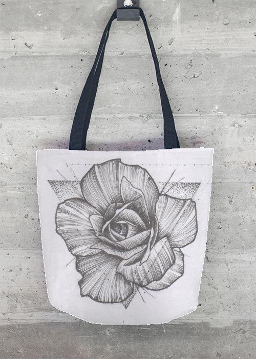 flores canvas