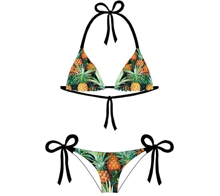 Pineapple Bikini – Smooooth clothing